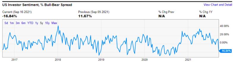 AII Investor survey september 16 2021